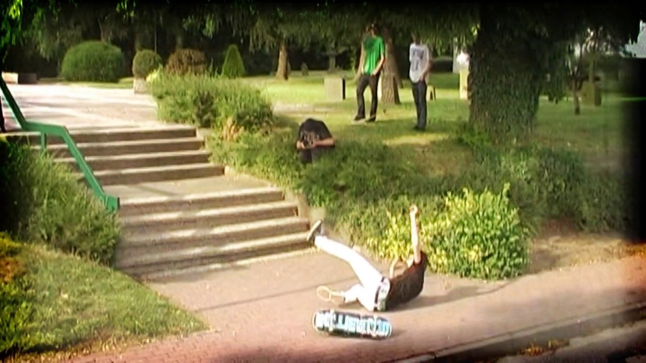 Nolliewood Skateboards video