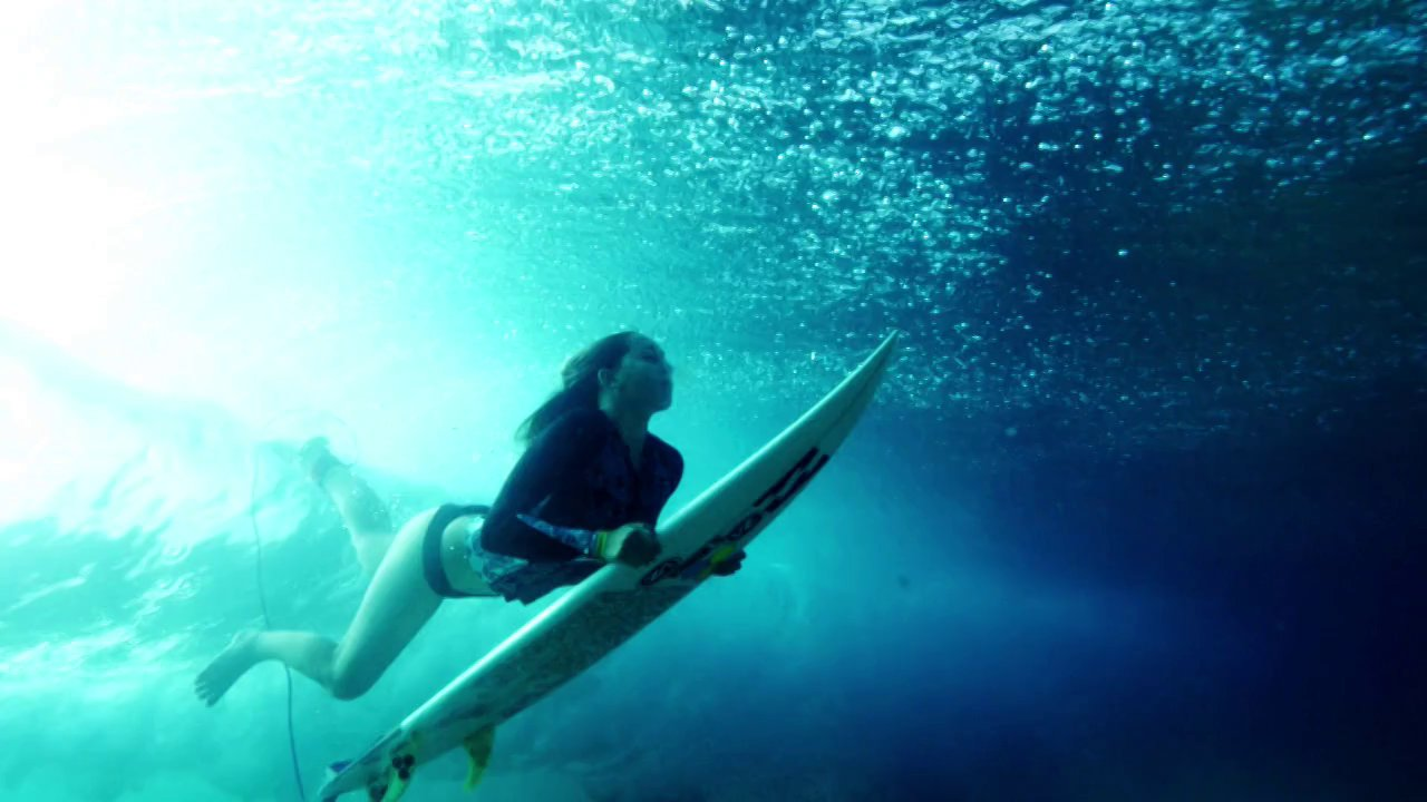 Morgan Maassen Films Frankie Harrer in Hawaii