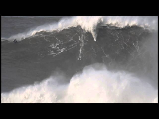 New World Record for Biggest Wave Surfed?