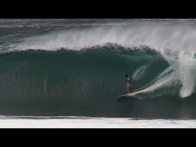 Arnette at the 2014 Volcom Pipe Pro