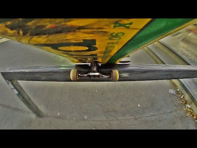 How to mount a GoPro to your skateboard