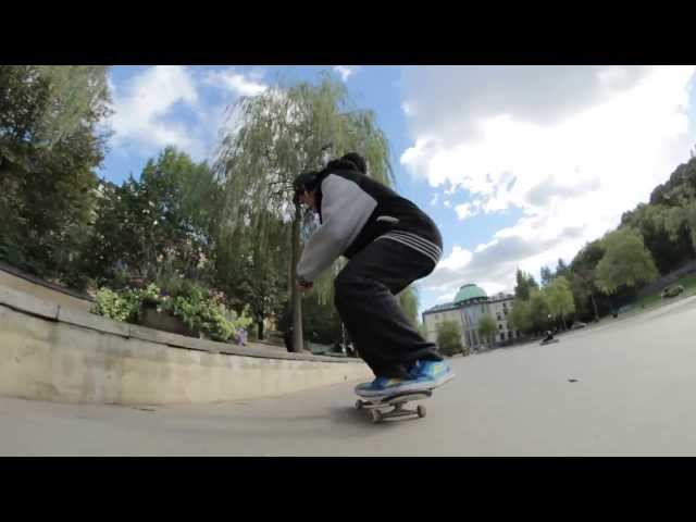 Introduce video to PROSK8