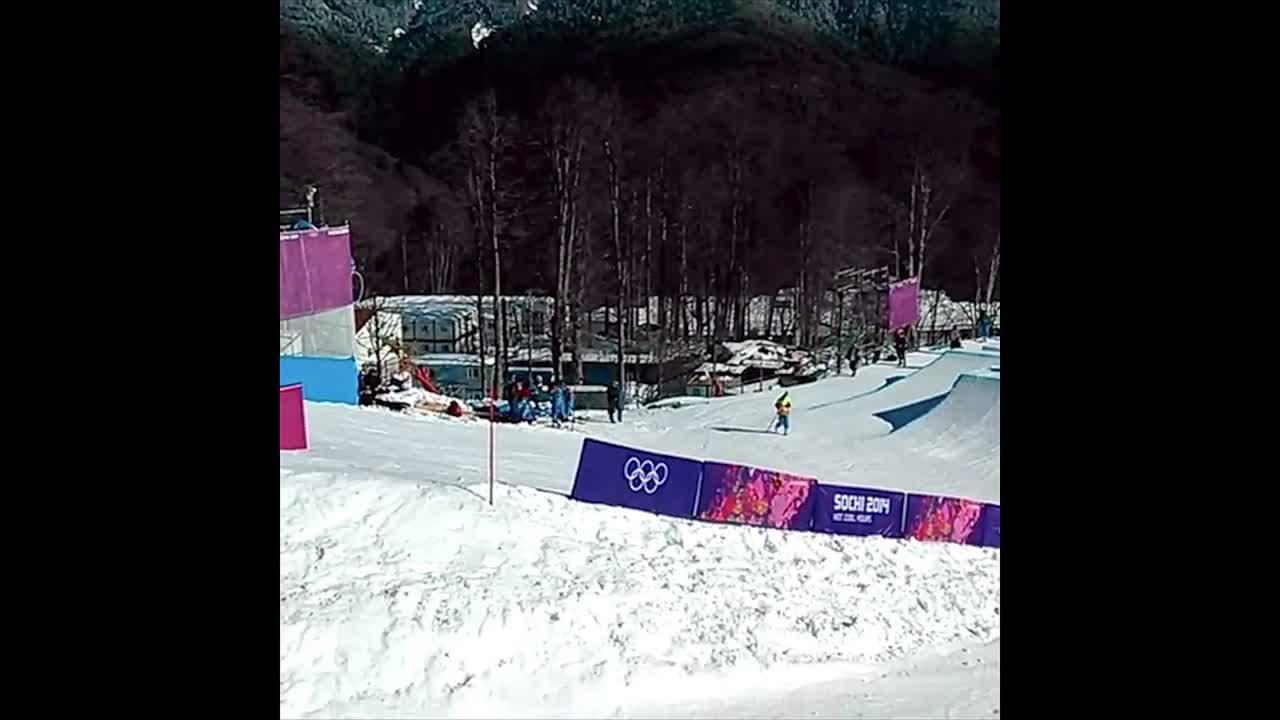 Torstein Horgmo's Crash at Sochi