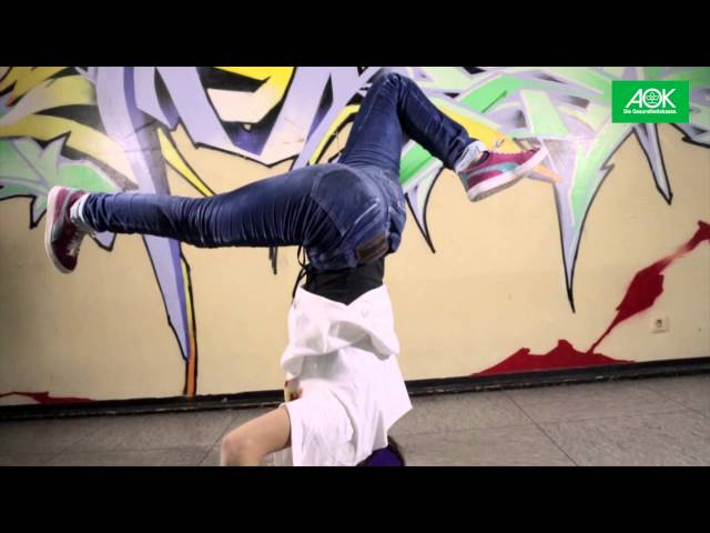 AOK on-move: Jilou / B-Girl