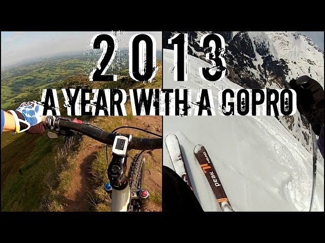 2013 - A Year With A GoPro