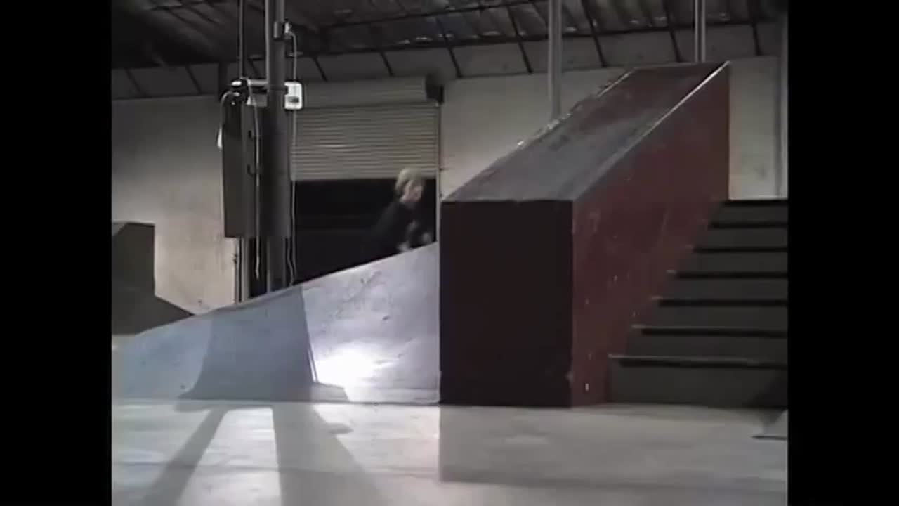 Josiah Gatlyn is Bangin at the Berrics