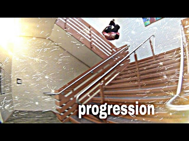 Winter Freerunning (indoors)