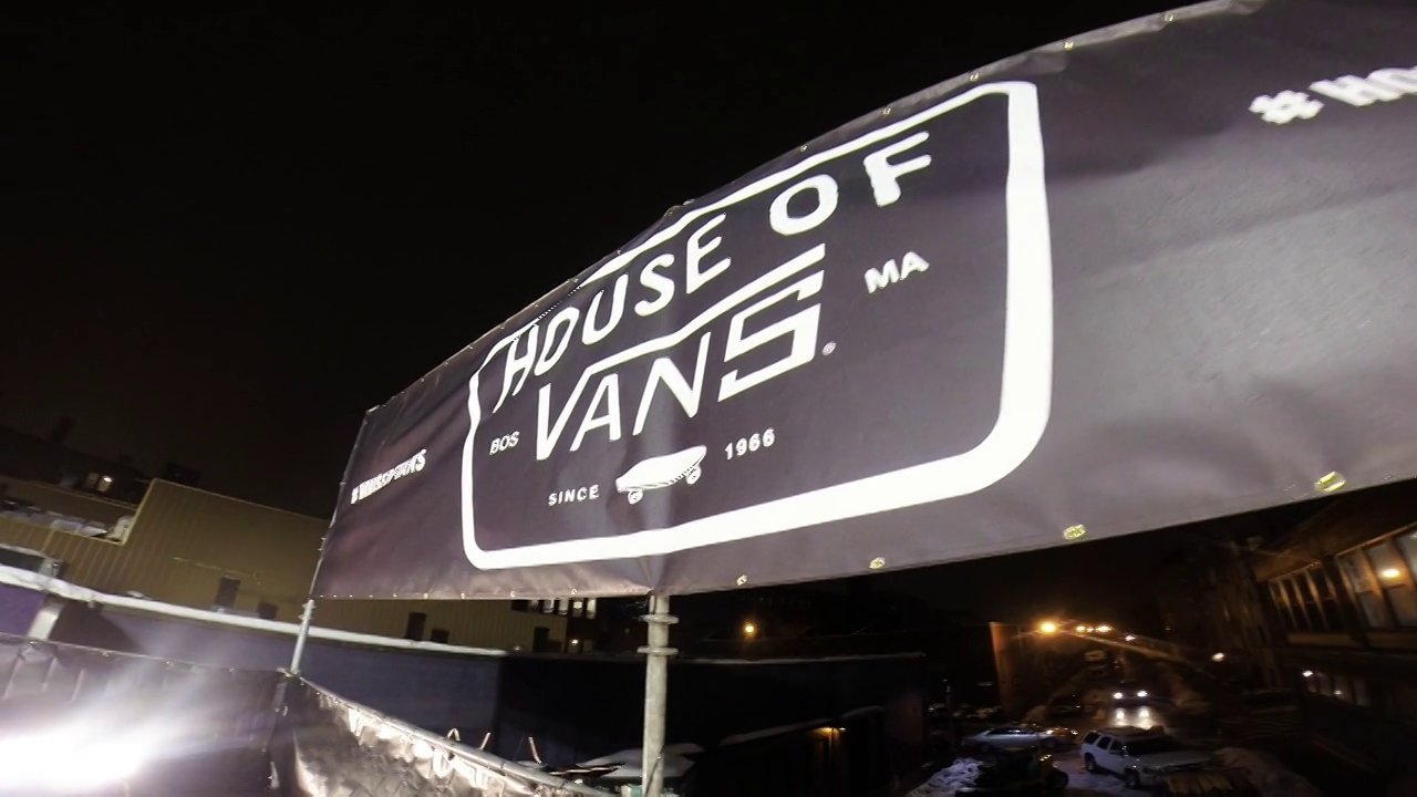House of Vans Boston