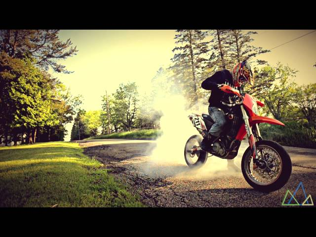 Supermoto Burnout Mini-Edit