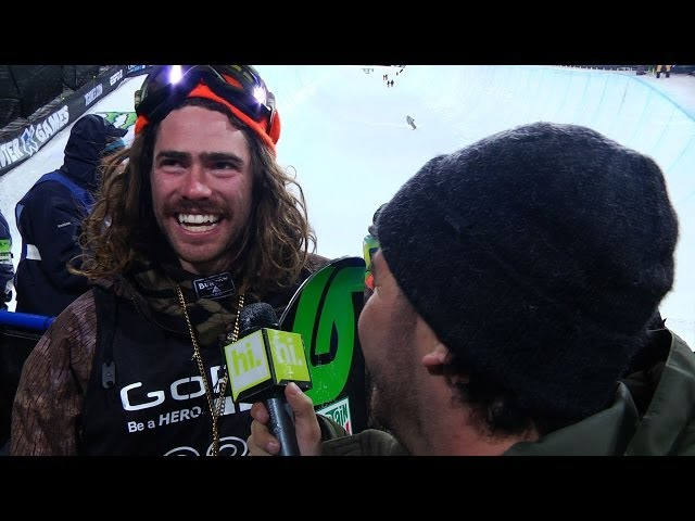 Danny Davis is Stoked on First X Games Win