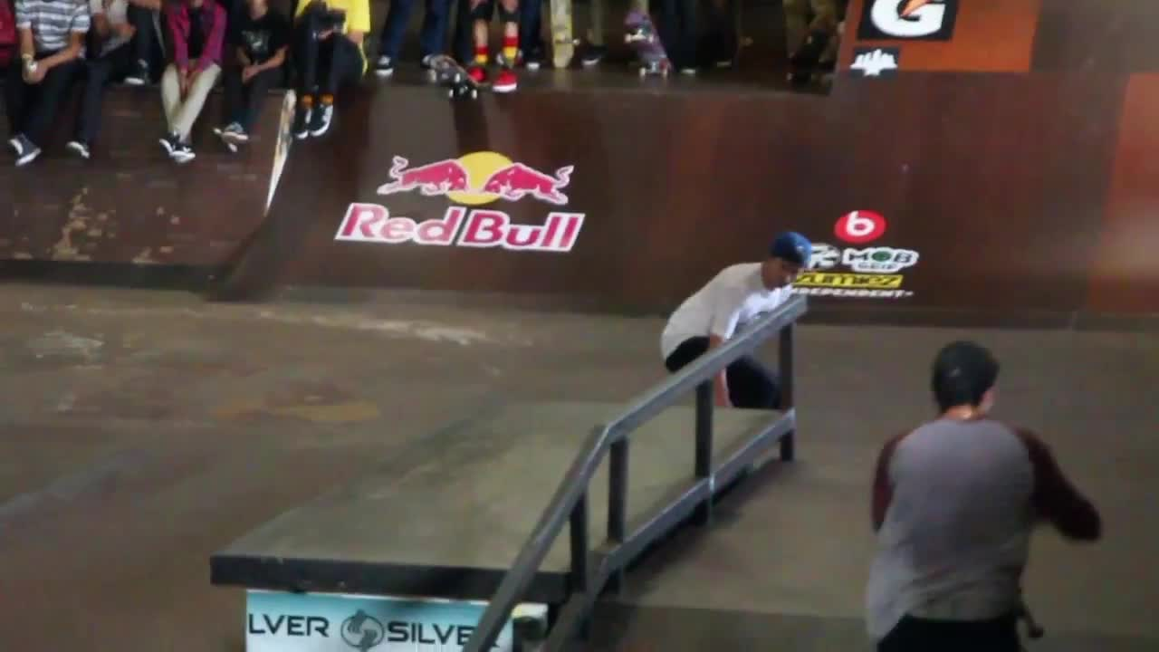 Shane O'Neill Best Trick at Tampa Pro