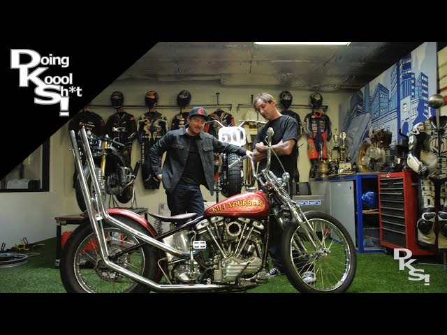 Gabriel Griffin Part 2 Featuring Roland Sands DKS!
