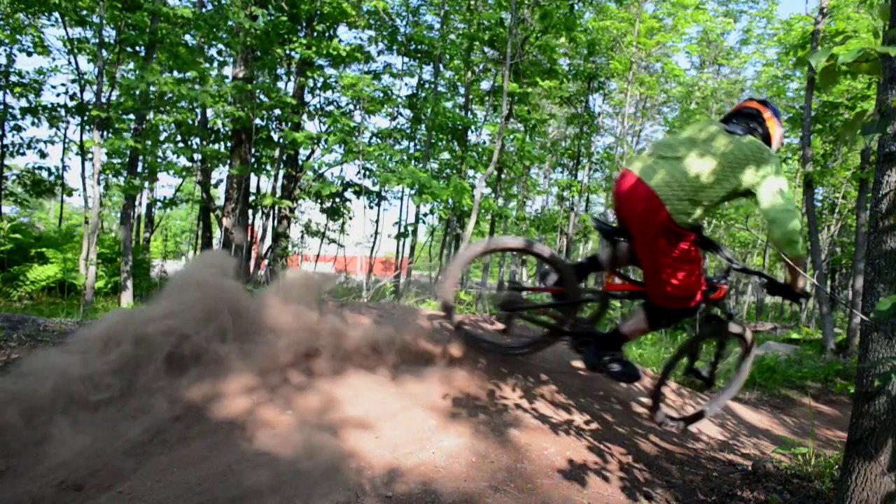 Amazing Flow Trail - Mountain Bike Video