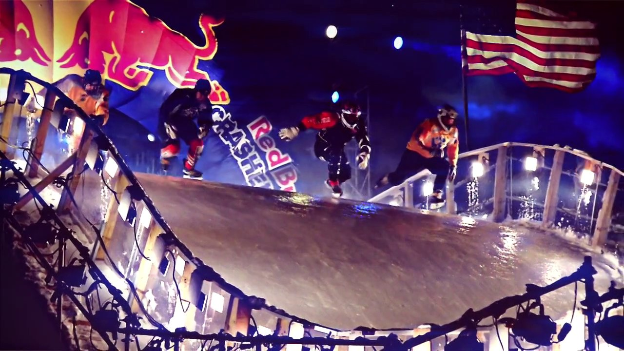 Red Bull Crashed Ice 2014 - St. Paul, Minnesota