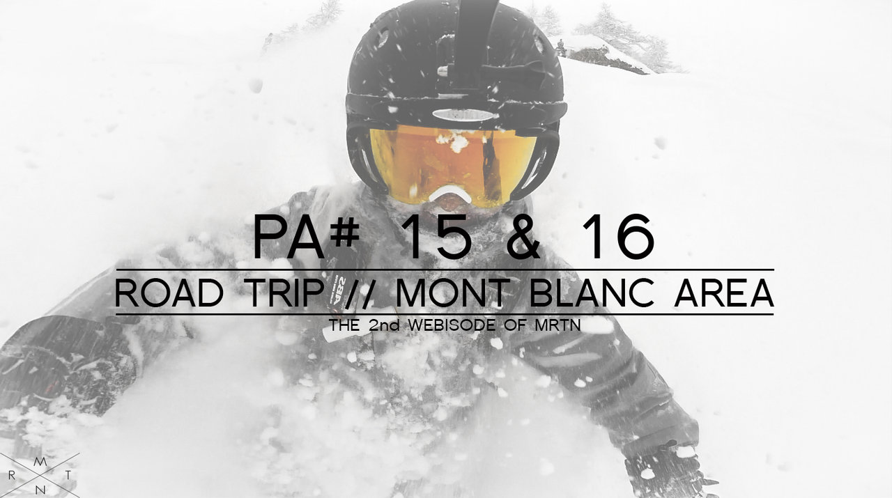 Roadtrip Mont Blanc Area