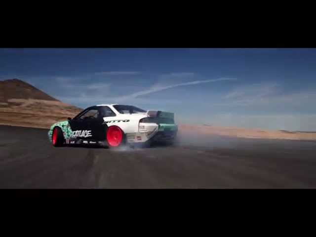 Perfect 360 while Drifting