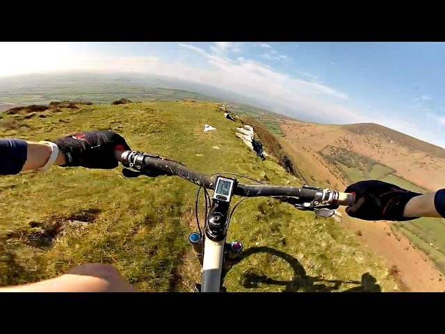 RIDGE RIDE #3 - Brecon Beacons | GoPro Chest Mount
