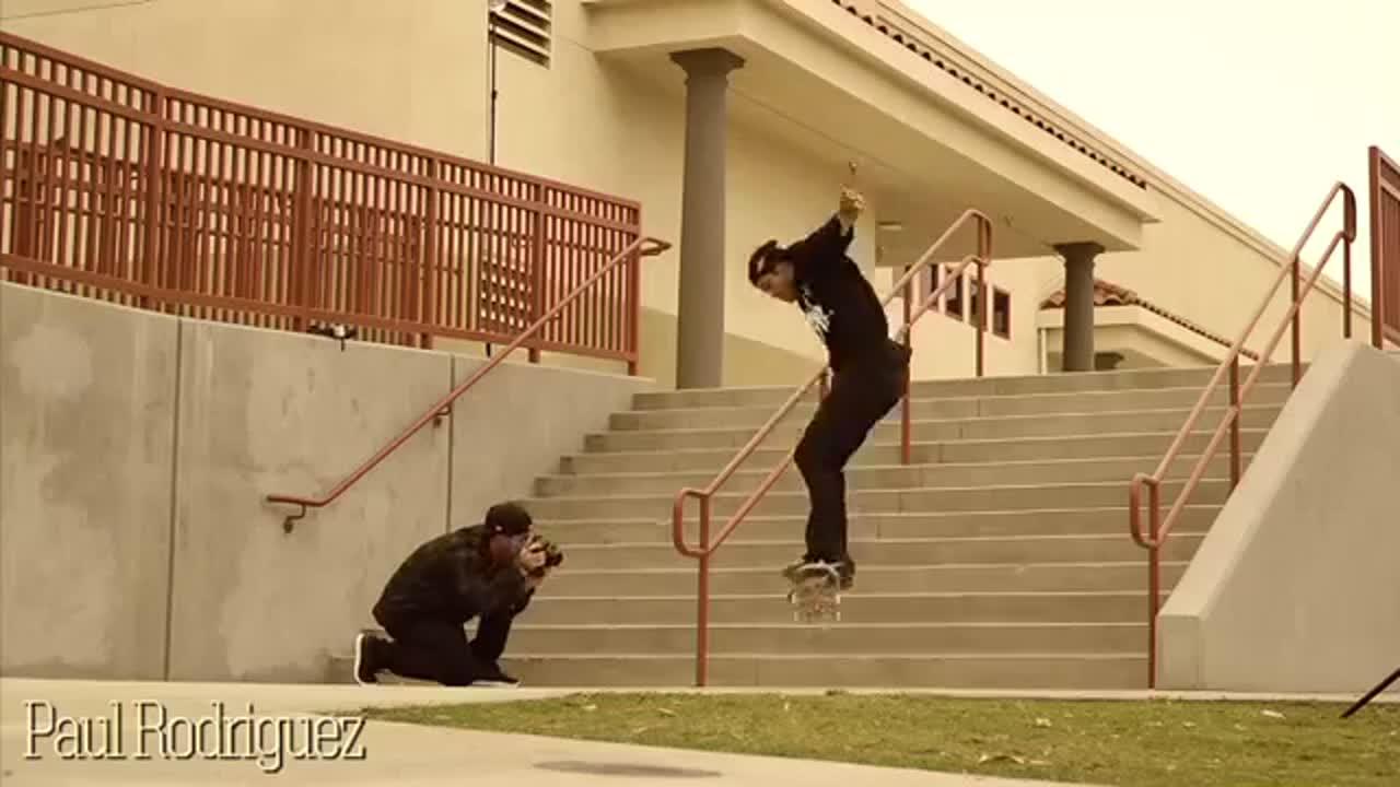 Presenting Primitive Skateboarding