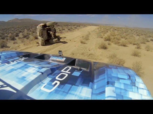 Nick Woodman Vegas to Reno Desert Race
