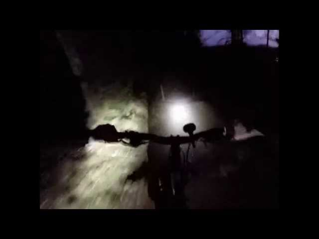 MTB Night Aberfoyle Scotland