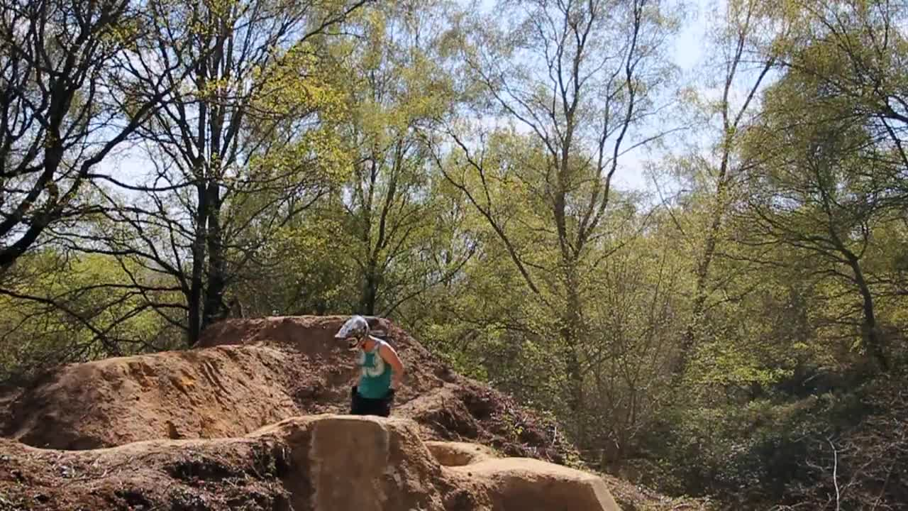 Head First Backflip Crash