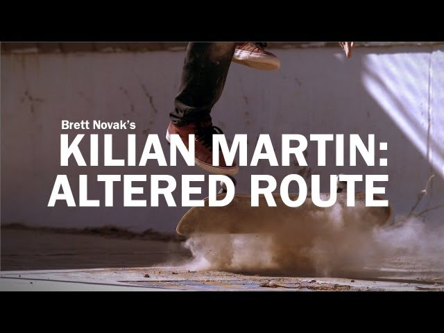 Kilian Martin: Altered Route