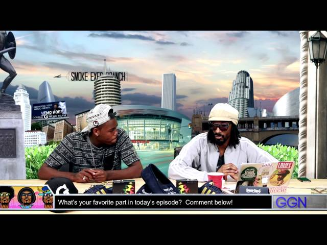 Theotis Beasley and Snoop Dogg  on GGN