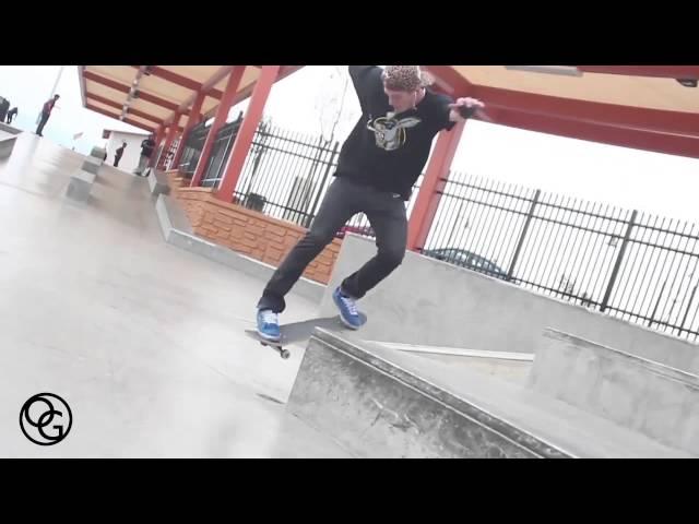 Official Genius Skate Team - The OG Edits #1