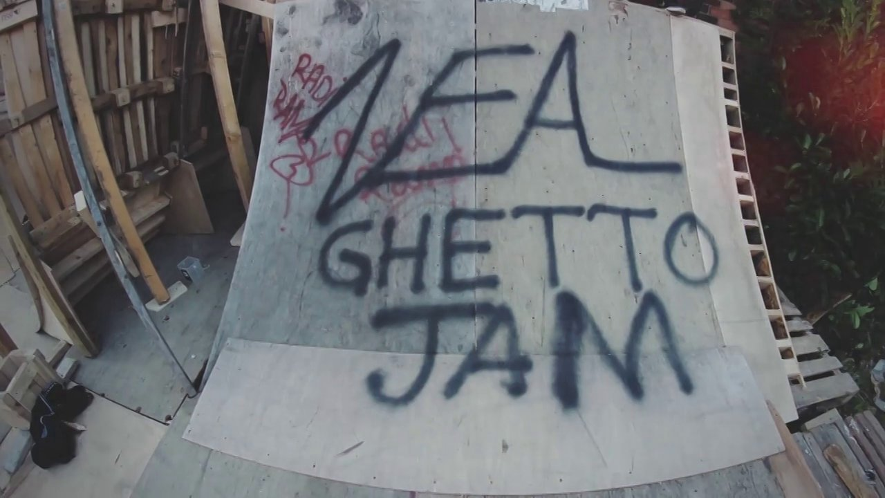 ZEAL - GHETTO FRONTYARD JAM 2013