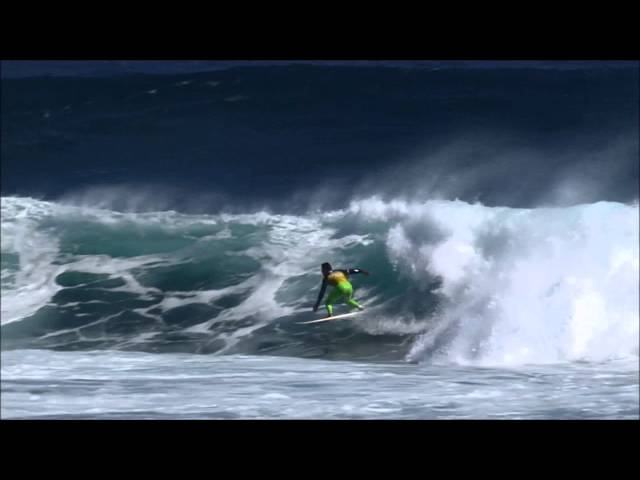 Michael Bourez Wins Margaret River Pro