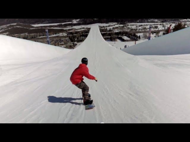 First Ever Double Pipe Session