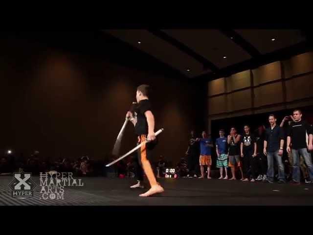 Sword Tricks Battle! @ Hyper Games