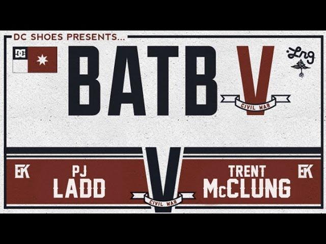 Pj Ladd vs Trent McClung BATB5 round2