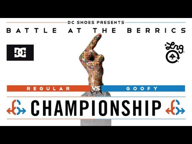 PJ Ladd Vs Paul Rodriguez: BATB6 - Championship Ba