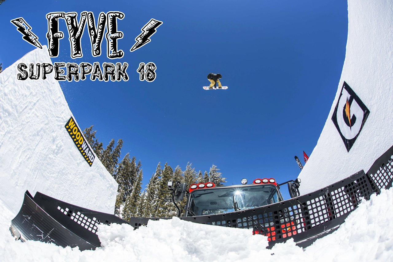 FYVE at Superpark 18
