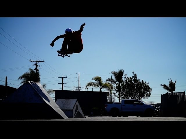 Sheckler Sessions Season 3 Premiere
