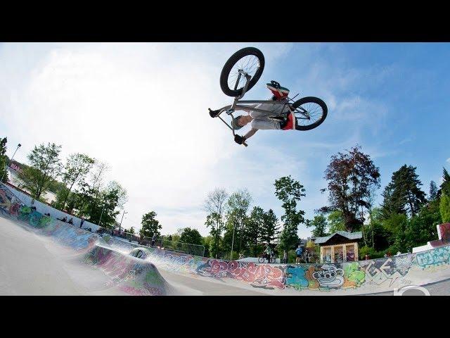 BMX Trailer 2014