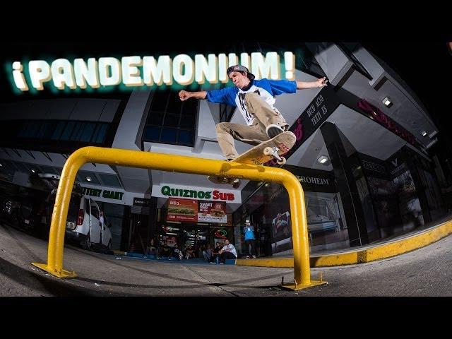 DVS Pandemonium Tour
