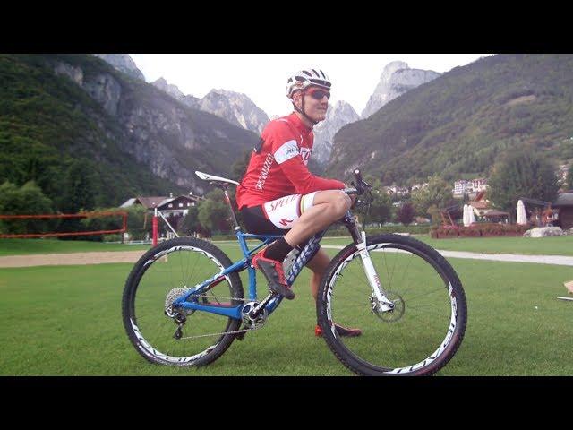 MTB World Champion | A day in Trentino