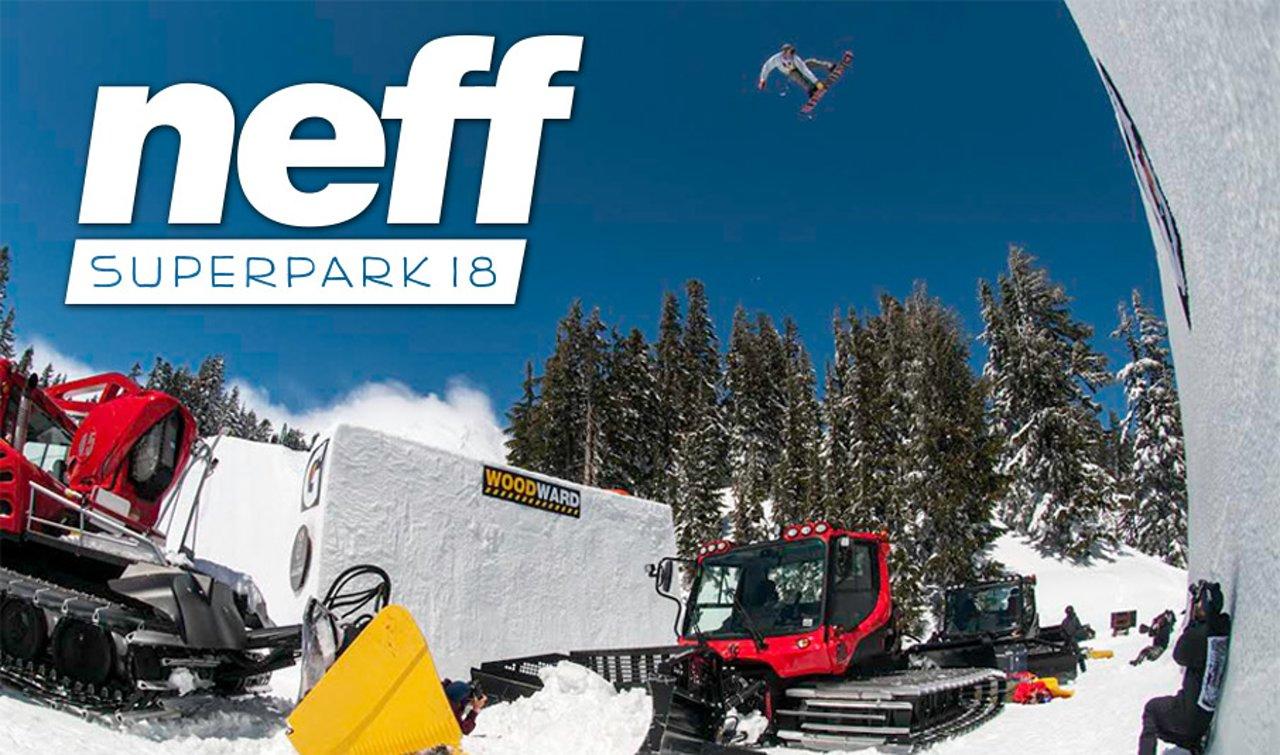 Neff Superpark 18