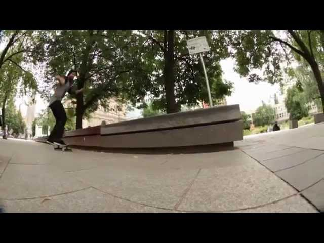 AWESOME TECHNICAL SKATEBOARDING COMPILATION 2