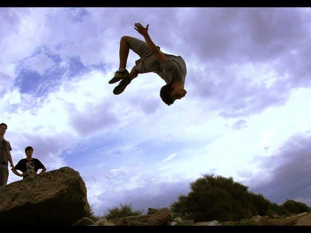 Akil - Freerunning 2014 (DFT Parkour)