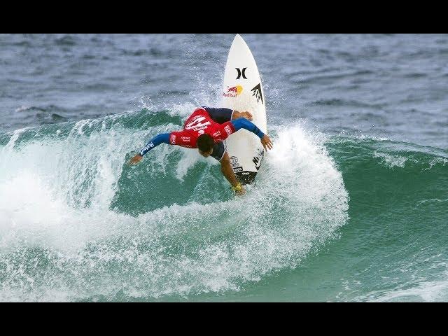 Michel Bourez Wins 2014 Rio Pro