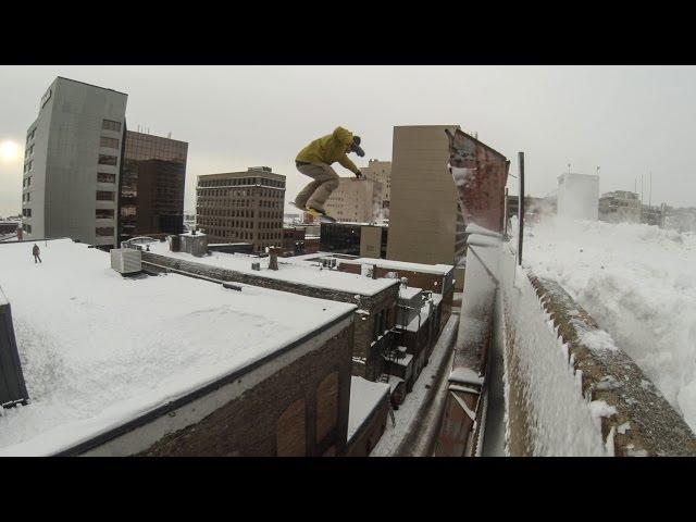 Dan Brisse Roof Gap POV