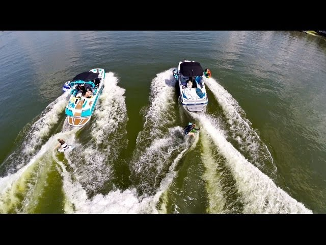 Phase 5 Wakesurfer's | 2014 Media Shoot Part 1