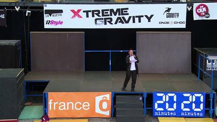 Xtreme Gravity 2014 - Intégrale