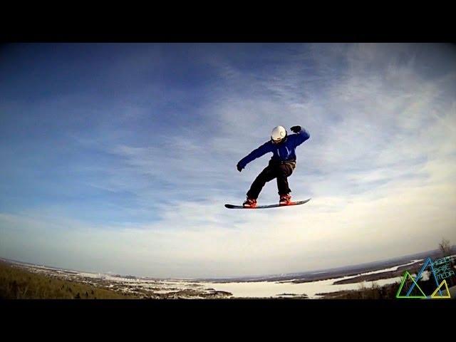 2014 Season Snowboarding Edit - Duluth, Minnesota