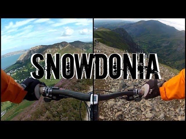 Snowdonia, N.Wales - Mountain Bike Heaven
