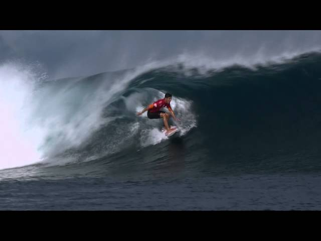 Fiji Pro 2014 Final Day Highlights