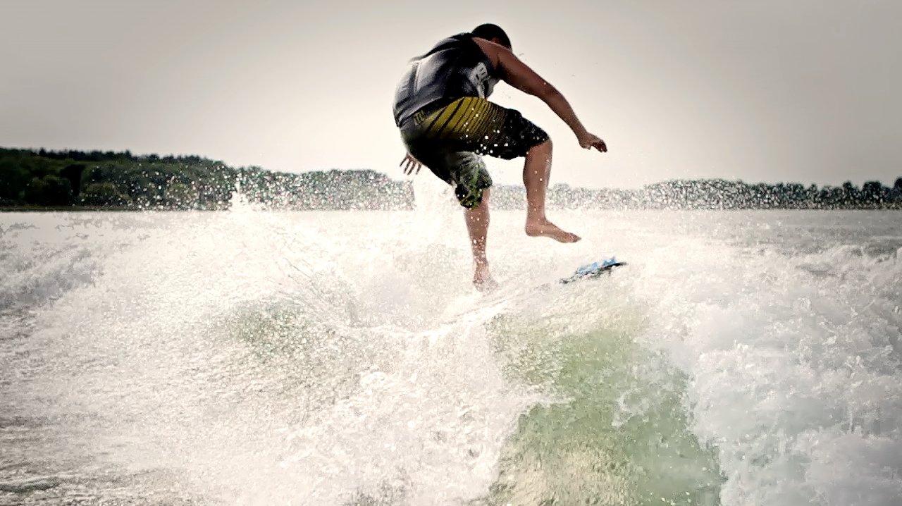 Wake Surfing Lines | P5 Rider Shane Blanton